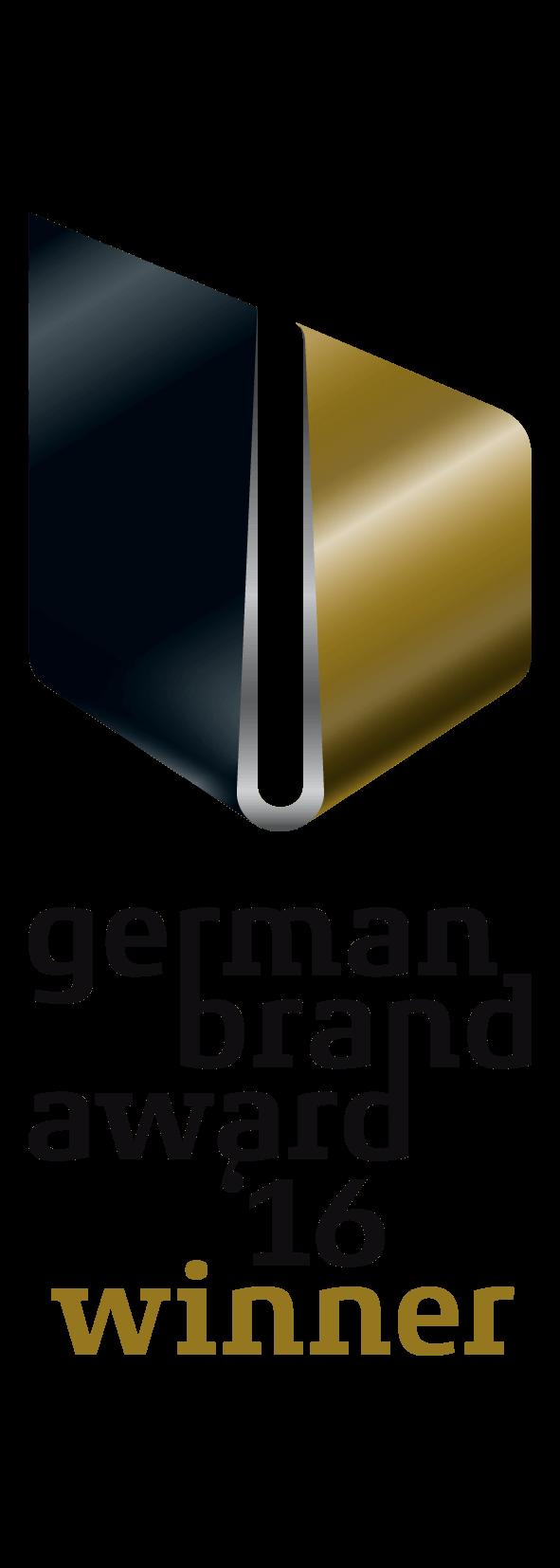 German brand award 2016 winner